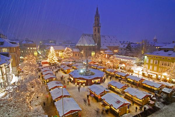 Mercatini Di Natale A Lugano.Mercatino Di Natale Bolzano Bellotti Agenzia Viaggi Turistici